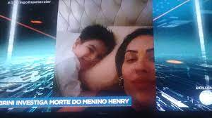 ATUALIZAÇÕES CASO HENRY! MATÉRIA FANTÁSTICO!(28/03/21) - YouTube