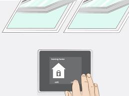 Ein Velux Dachfenster Schließen Wikihow