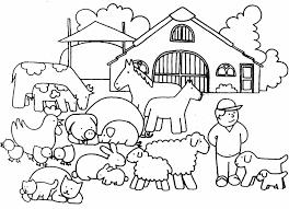 Afbeeldingsresultaat Voor Boerderijdieren Kleurplaat Thema