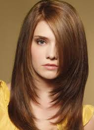 Layered Hairstyle 20 medium length haircuts for thick hair 8702 by stevesalt.us