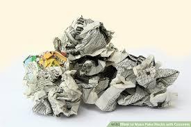 image titled make fake rocks with concrete step 1