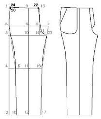 Mens Pants Pattern