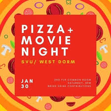 Outdoor Movie Night Flyer Template Free Family Nights Poster Film ...