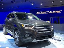 new car launches fordFord to Launch Four New SUV Models in New Segments in Next 4 Years