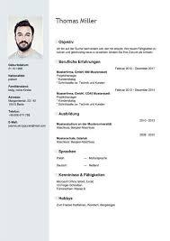 Cv Template Germany Resume Format Cv Template Curriculum