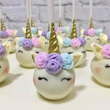 Unicorn Cakesicles Cake Pops Cookies Crissas Cake Corner