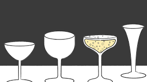 Wine Glass Shape Chart Myth Busts The Enduring Legacy Of Breast Shaped Glassware