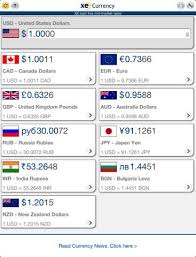 Convert Every World Currency With The Xe Currency App Free