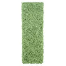 ultimate lime green 3 ft x 10 ft runner rug