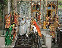 Традиции и обычаи Узбекистана Узбекские праздники Традиции и  В жизни узбекского народа свадьба является исключительно важным значимым событием Отмечают свадьбу особенно торжественно с обязательным соблюдением целого