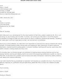 Cover Letter For Admin Clerk Mail Clerk Cover Letter No Experience Mail Clerk Cover Letter Clerk