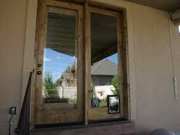 creative pet door ideas for dog and cat pet door idea for glass door in