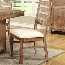 rustic wood dining table with metal legs distressed white wood dining chairs elmwood rustic solid wood side chairpack of two rustic chair rustic wood