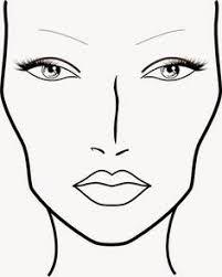 Makeup Face Chart Book Makeupview Co