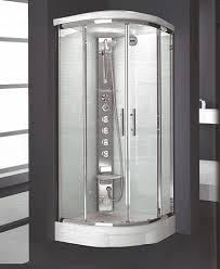 novellini light 1 quadrant self contained complete hydro massage shower pod