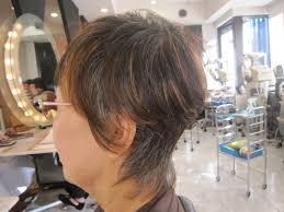 70代 40代50代60代髪型表参道美容室青山美容院樽川和明 Regarding