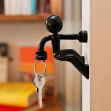 2018 Key Hooks Creative Home Decoration Wall Climbing Boy Magnetic Key  Holder Fridge Magnets Availlable From Bestdeal, $1.61 | Dhgate.Com