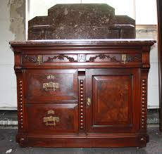 eastlake style victorian washstand for