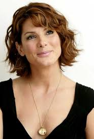 wavy bob hairstyle for women over 50