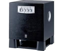 Сабвуфер <b>Yamaha YST</b>-<b>SW215</b> 150Вт <b>черный</b> лак: купить за ...