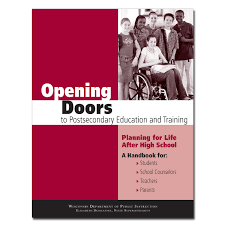 opening doors bundle in english transition resources for students opening doors to post secondary education in english
