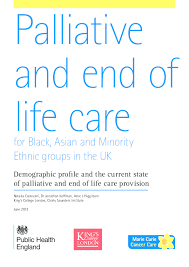 Ethnic Groups In The Uk Palliative And End Of Life Care For Black Asian And