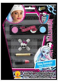 makeup ideas monster high makeup set abbey bominable monster makeup set monster high costume