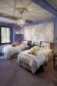 kids pendant lighting. Kids Bedroom Lighting With Star Pendant Lamp And Wall Sconces Next World Map