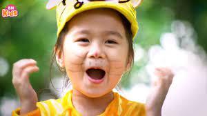 Nhạc Thiếu Nhi Sôi Động Hay Nhất ♫ Rửa Mặt Như Mèo ♫ Bà Ơi Bà Cháu Yêu Bà  Lắm | Liên Khúc Thiếu Nhi - YouTube