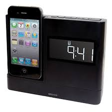 Xdock iPhone 4S iPod Clock Radio Dock