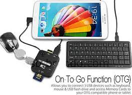 on the go fascinating facts about usb otg figure 2 example configuration enabling the brando microusb otg 3 port hub card