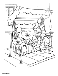 Minnie Mouse Coloring Pages Free To Print Awesome Christmas Mickey