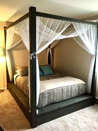Forest Canopy Bed Canopy Bed Cheap Magnolia Home Carriage Queen ...