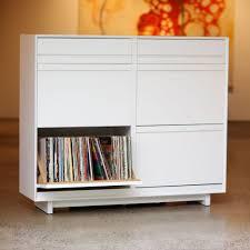 Maple Storage Cabinet Aero 51 Double Media Storage Cabinet Symbol Audio