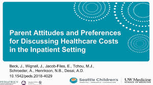 Parent Attitudes And Preferences For Discussing Health Care