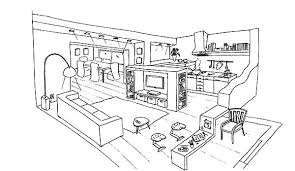 Small Picture Eating Breakfast in the Kitchen Coloring Pages Eating Breakfast
