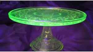 Green Glass That Glows Under Black Light Uranium In The Plates Our Ancestors Dined Off Of