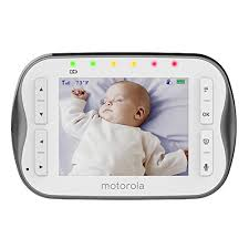 Motorola WiFi <b>3.5 Inch Video Baby</b> Monito- Buy Online in Malta at ...