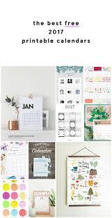 printable calanders the best free 2017 printable calendars fat mum slim