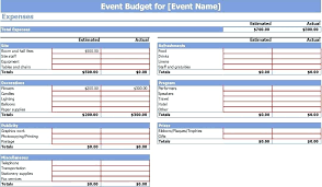 Financial Spreadsheet Excel 5 Household Budget Templates That Will ...