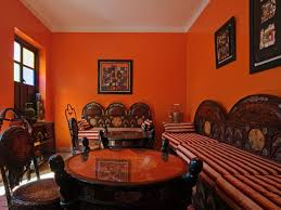 Painting Trends For Living Rooms Orange Wall Paint Wall Color Paint Idea Living Room Orange Yellow