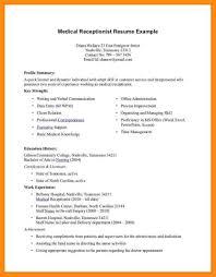 12 Sample Resume For Medical Office Assistant Azzurra Castle