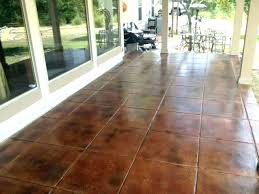 stained concrete patio before and after. Stained Concrete Patio Cost Before And After
