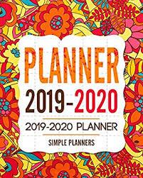 2020 2020 Weekly Planner Planner 2019 2020 2019 2020 Planner Academic Planner