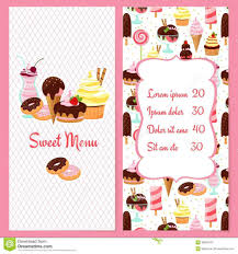 candy shop business plan business plan cmerge  custom essay order business plan ice cream shop laval dessert menu template colorful vector restaurants framed