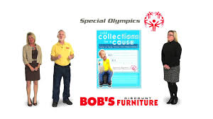 Donate to Special Olympics in Bob s Cafes Bob s Discount