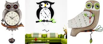 owl home décor sevenedges