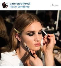 makeup artiste maquillage fashion week fashion insram