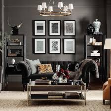 black sofa living room design. he wants to keep his big black sofa, but i hate it! sofa living room design
