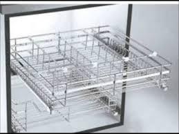 Kitchen Basket Sonia Adjustable Steel Kitchen Basketscustom Stainless Steel